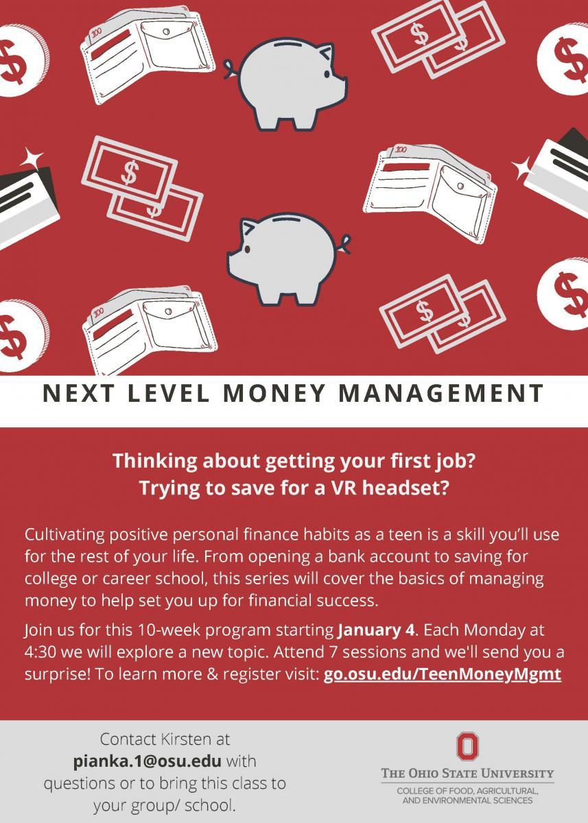 Next Level Money Management