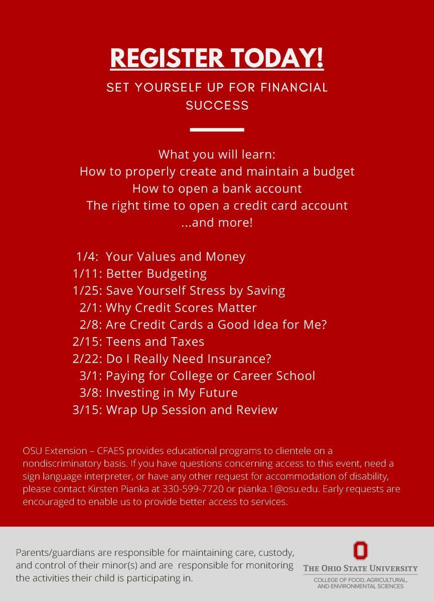 Page 2 Money Management
